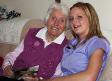 Home care in Budleigh Salterton