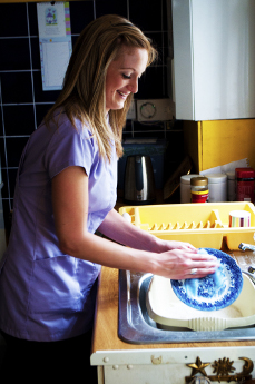 Domestic services at Pinewood Home Care in Budleigh Salterton, Devon