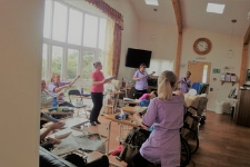 Activities at Pinewood residential home