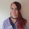 Care Assistant, Cristina Ward