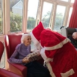 Pinewood Residential Home Budleigh Exmouth Devon Christmas